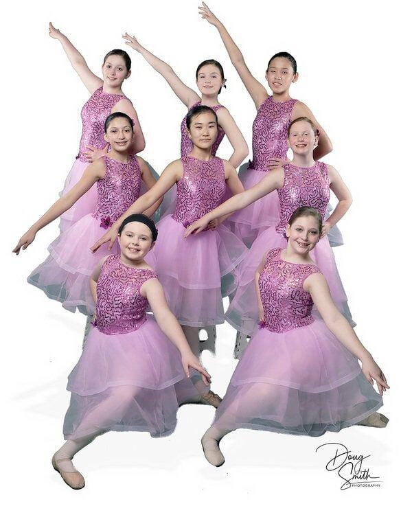 Guild and Ballet Dalton present dance concert and recital