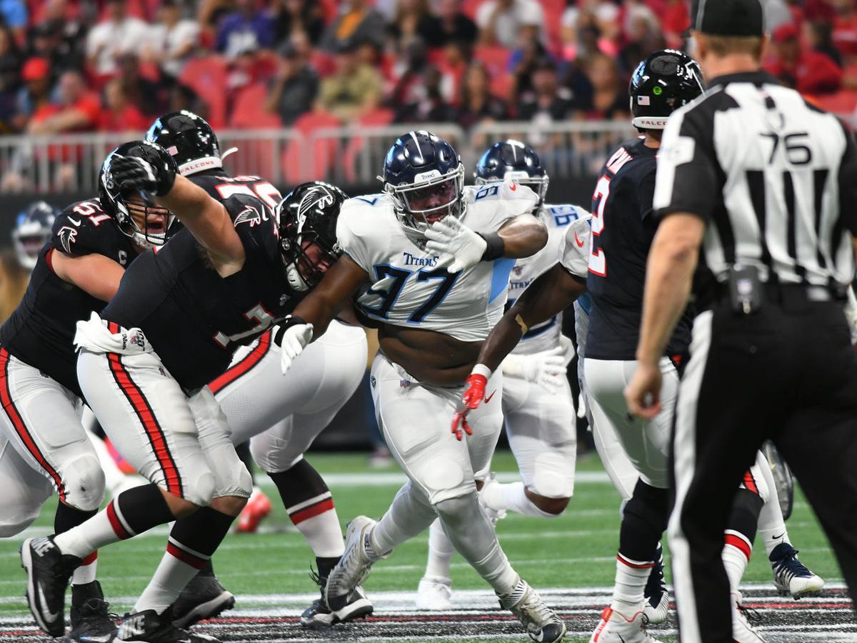 NFL: SEP 29 Titans at Falcons