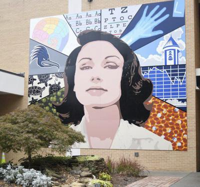 DSC: New mural features different paths a student may take