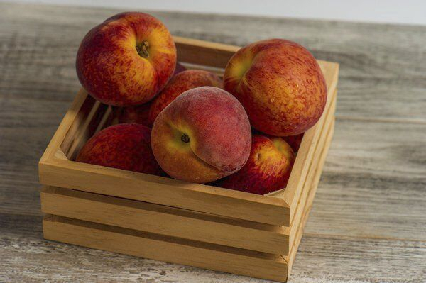 Growings On: Pigskin and peaches