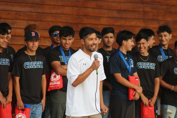 Champs celebrated: Burr Park party honors soccer state champions from Creek, Dalton, Southeast