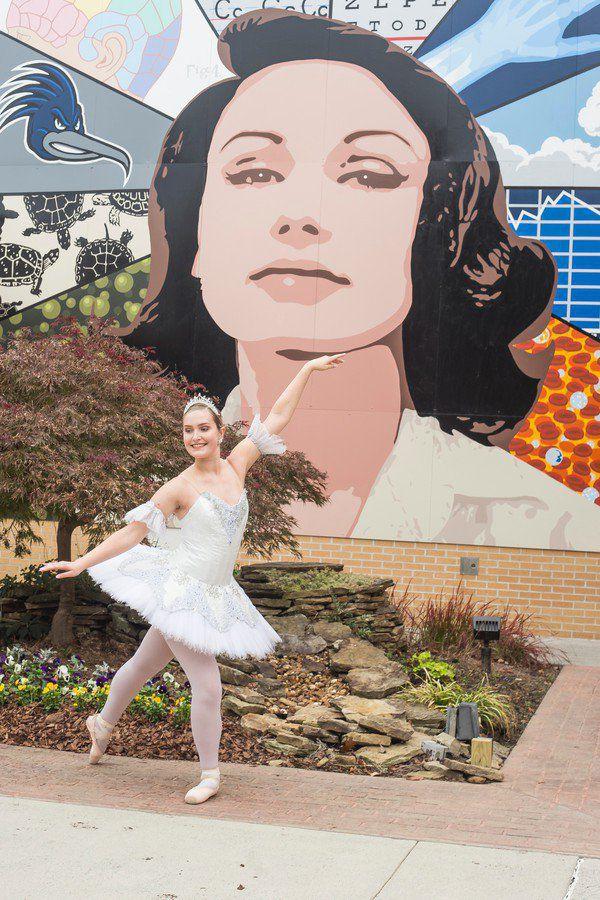 Guild and Ballet Dalton salute senior dancer Holly Potts