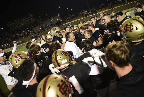 Christian Heritage wins school's first region title, earns top seed in playoffs