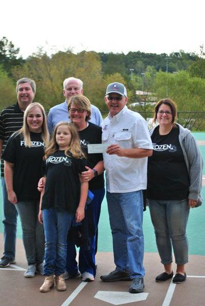 Miracle League receives donation