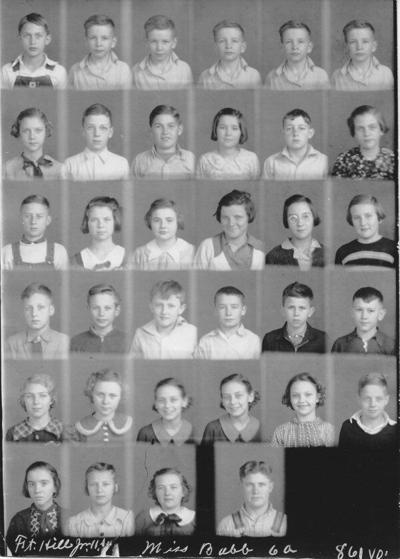 Fort Hill Junior High, 1936