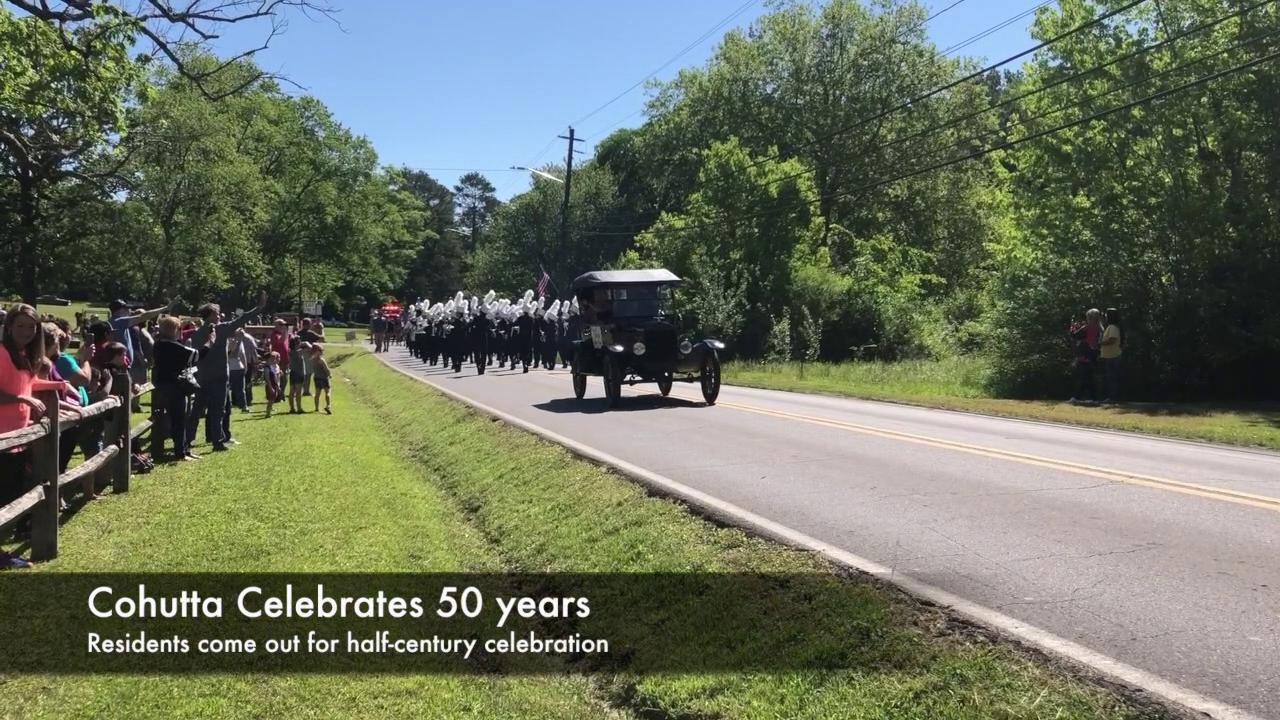 Cohutta's 50th anniversary celebration | | dailycitizen news