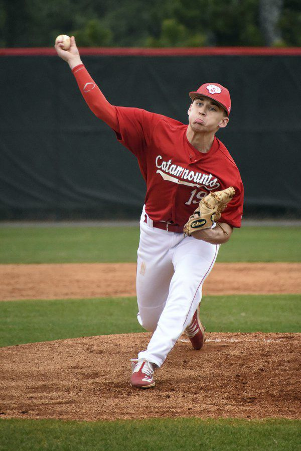 Reece tosses a no-hitter for Coahulla Creek