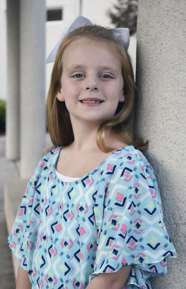 'Dear President Trump': 7-year-old girl invited to White House after writing letter (with VIDEO ...