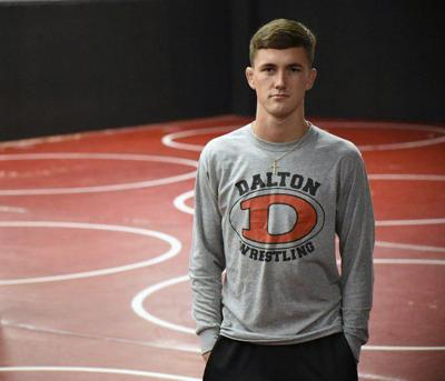 Not done yet: Recent Dalton graduate named wrestler of the year before heading to Division I competition