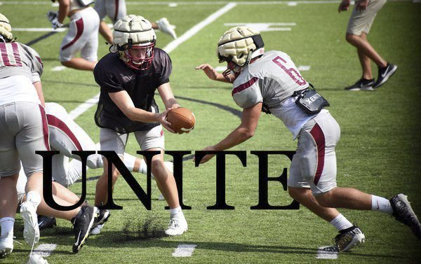 Unite: Christian Heritage football looking to come together for another top year