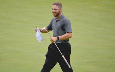 'Storybook ending': Rebne's career at Dalton State concludes with putt to win national championship