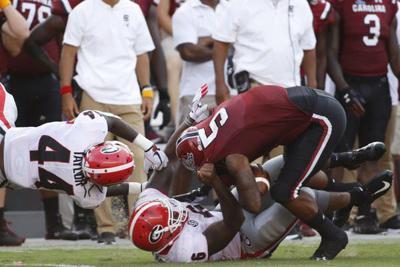 Georgia's depth at inside linebacker helping unit stay fresh
