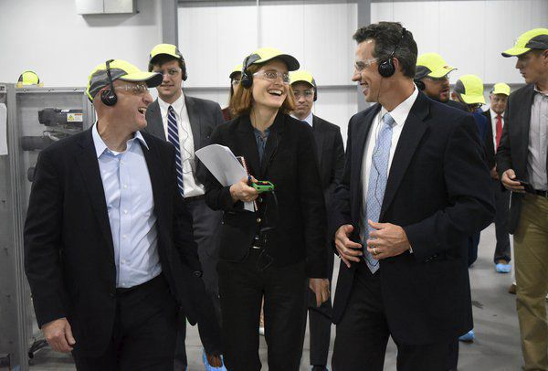Hanwha plant up to more than 750 employees