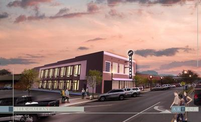 Dalton Historic Preservation Commission signs off on plans for Belk building