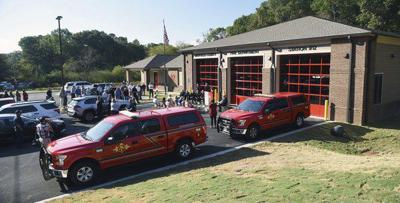 Whitfield County unveils Fire Station 12