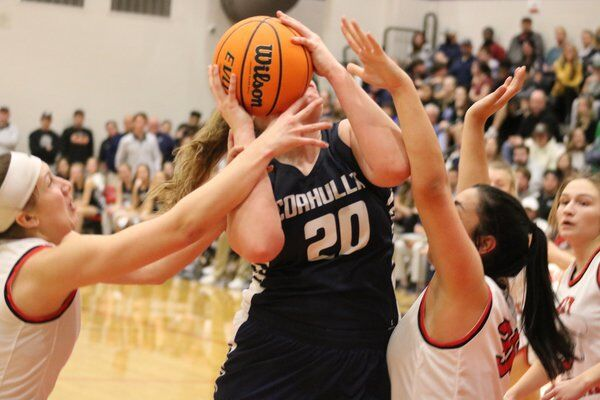 Smothered in Sonoraville: Scoreless second quarter, 30-0 stretch dooms Creek girls in 6-3A finals