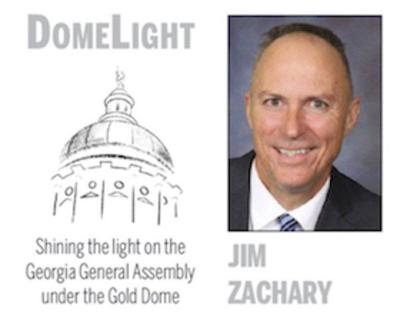 Jim Zachary: Keep people's business serious, open