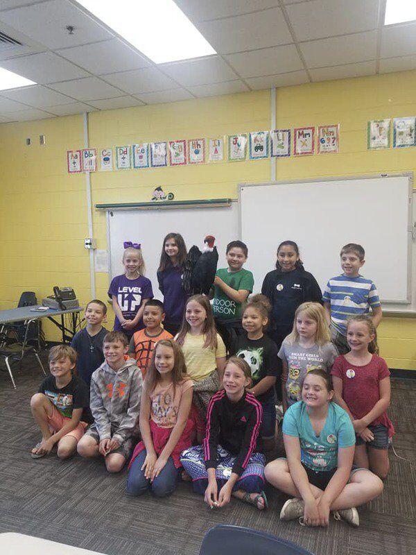 Recycle & Reuse: Preparing to recycle in Whitfield and Dalton schools