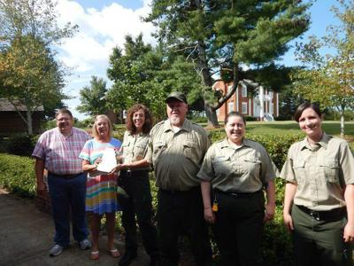 Vann House honored with Cultural Resource Enhancement award