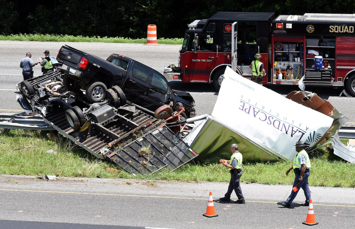 Two die from wreck on I-75 | Local News | dailycitizen news