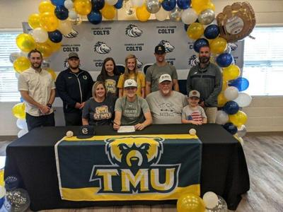 Reed signs with Truett McConnell