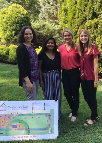 Compassion House looking forward to new playground, hosting A Night of Compassion on Oct. 17