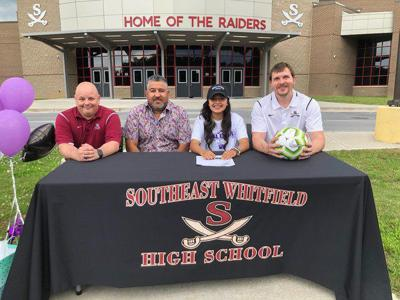 Southeast soccer's Reyes signs to play at Waldorf