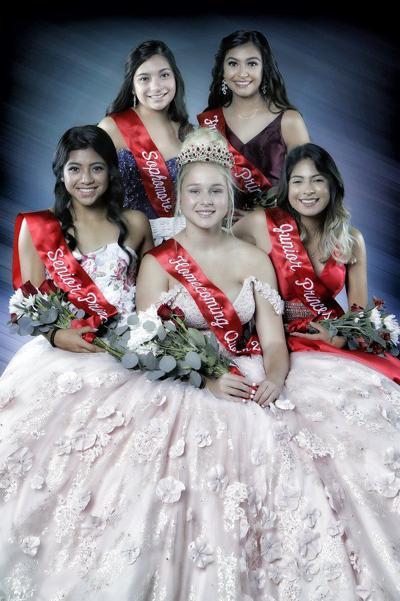 Bishop crowned Dalton High School Homecoming queen