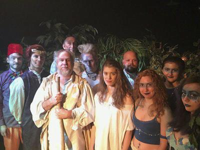 Back Alley Productions to present 'The Tempest' in Chatsworth City Park on Friday