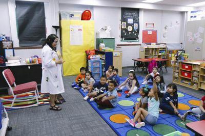 Students return to Dalton Public Schools buildings for summer school