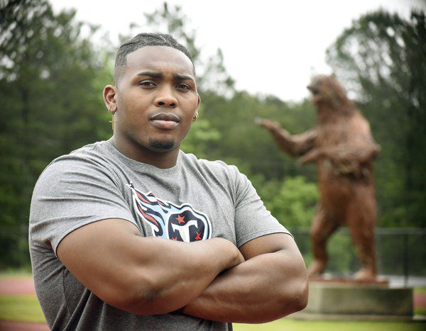 Mack made it: Former Northwest Whitfield standout makes official team for the Tennessee Titans
