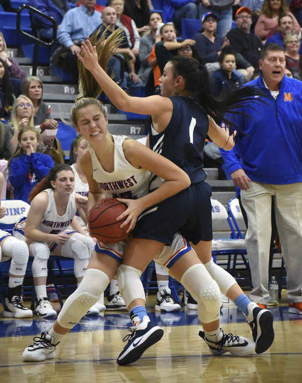 High school basketball roundup: Creek girls edge out win over Northwest Whitfield