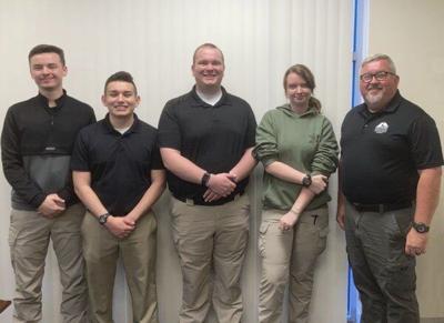 GNTC Basic Law Enforcement students make $400 donation
