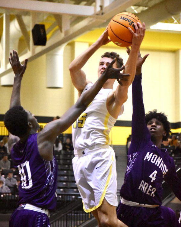North Murray's season ends with opening round loss in state playoffs