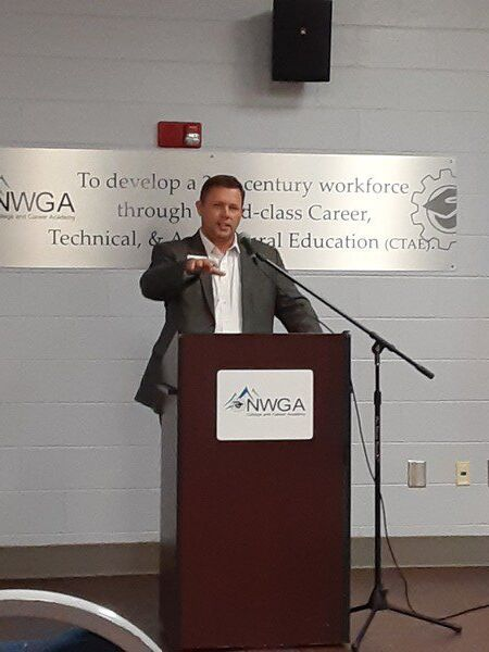 Local career academy named College and Career Academy of the Year