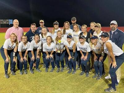 Roundup: Coahulla Creek softball earns Region 6-3A title