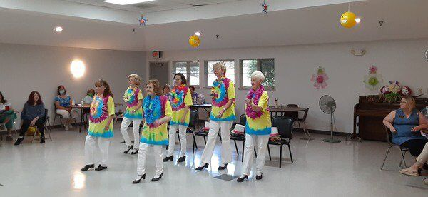 'Fellowship' prized at senior center's Labor Day beach party