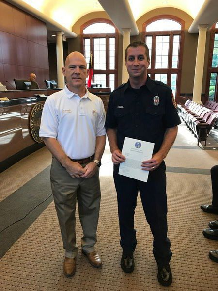 Dalton Police Department welcomes five new officers