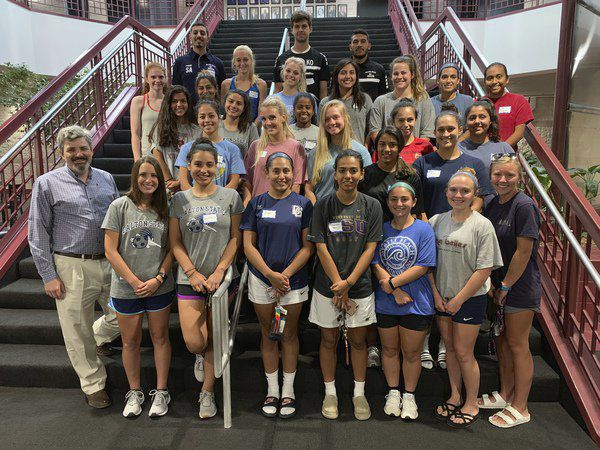 Kiwanis hosts DSC soccer teams