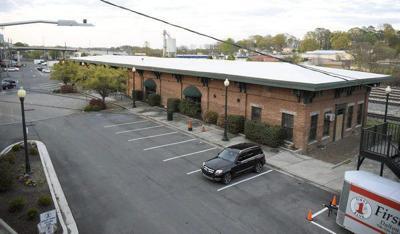 Buyer sought for historic Dalton depot at 110 Depot St.