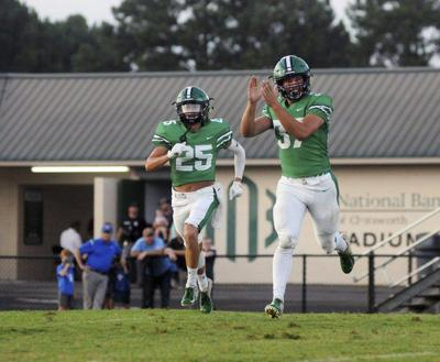 Flip the switch: Murray County senior safety channeling inner strength on the field