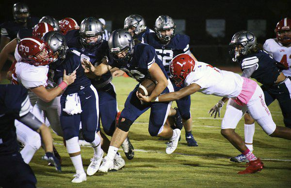 High school football roundup: North Murray stays undefeated in region; Northwest, Creek, Murray County all take loses