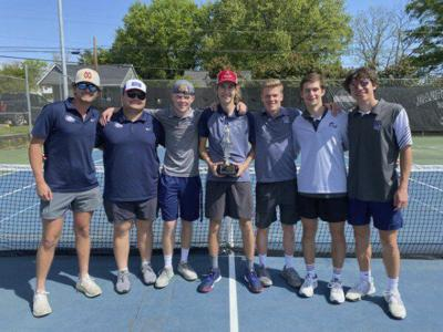 High school tennis: Creek boys, Murray girls take region title; several teams are state bound