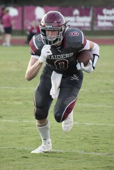'Long' time coming: Senior steps into the spotlight for Southeast Whitfield