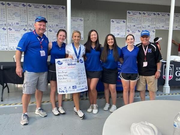 High school golf: Northwest's Burger wins individual state championship as the Lady Bruins finish third; Dalton boys bring home third in Class 6A