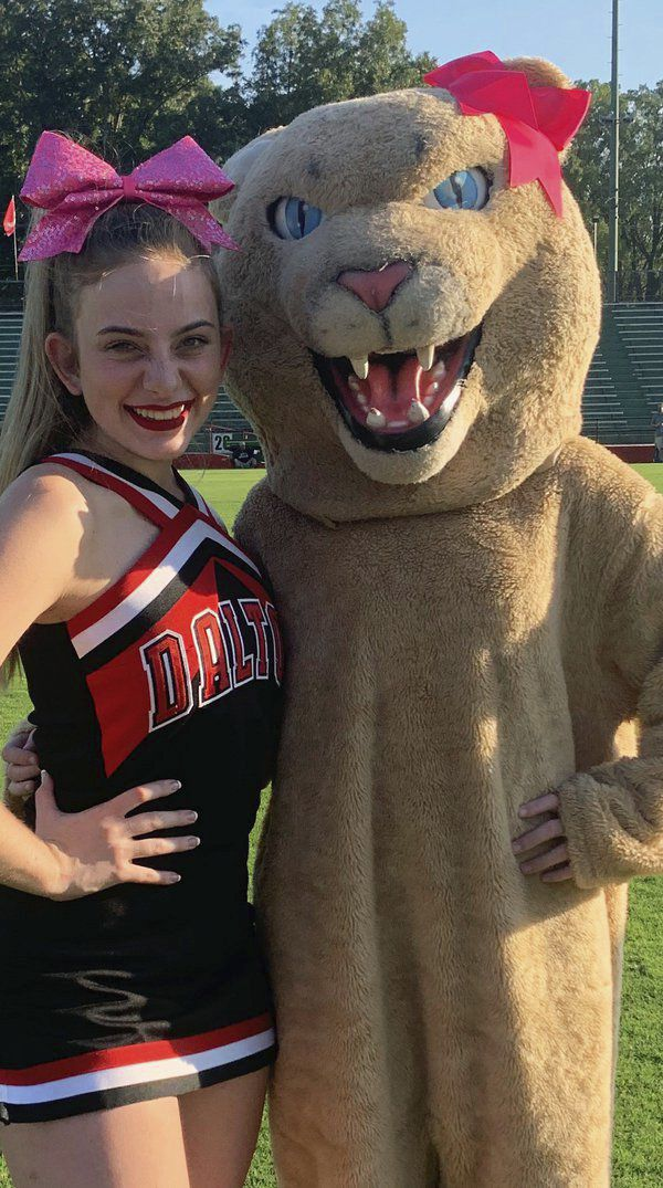 Behind the costume: Looking into the life of a high school mascot
