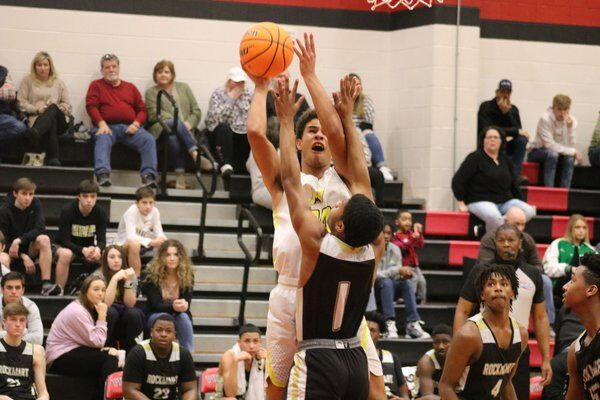 North Murray pulls away from Rockmart late, sets up showdown with Murray in 6-3A tournament