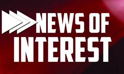News of interest