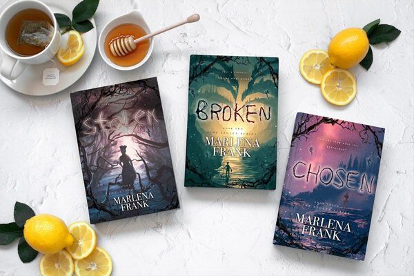 The Bookshelf: Author Spotlight: Marlena Frank