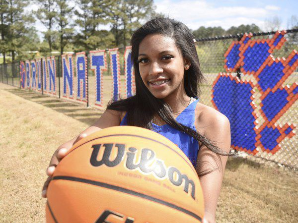 Continuing a legacy: Northwest's Baker named Player of the Year